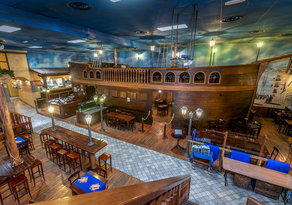 Puerto John Martin Ristorante Pizzeria Pub